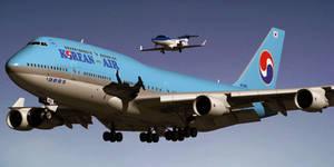 747 vs HONDAJET