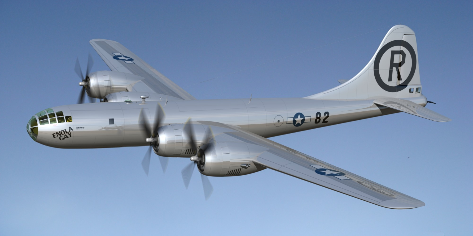 How To Draw Plane B29 Enola Gay Superfortress By Emigepa On Deviantart