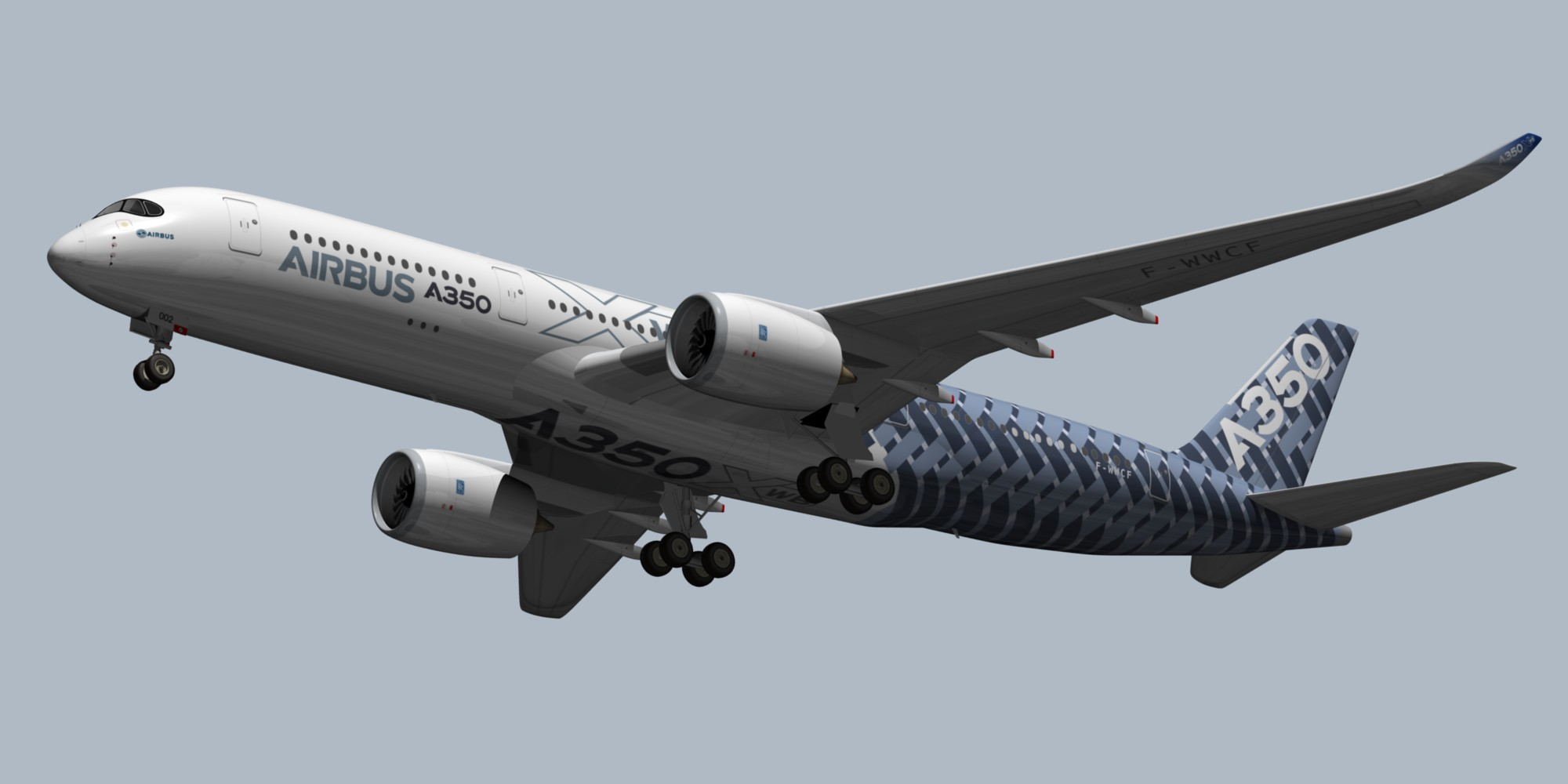 A350 Xbw Carbon Livery 432206706