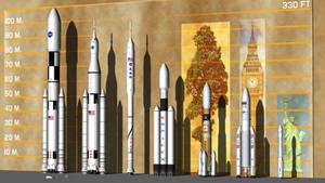 Rockets 3D Collection by Emigepa