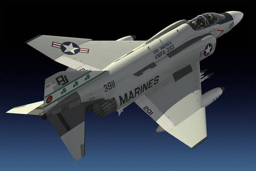 F4J Phantom II