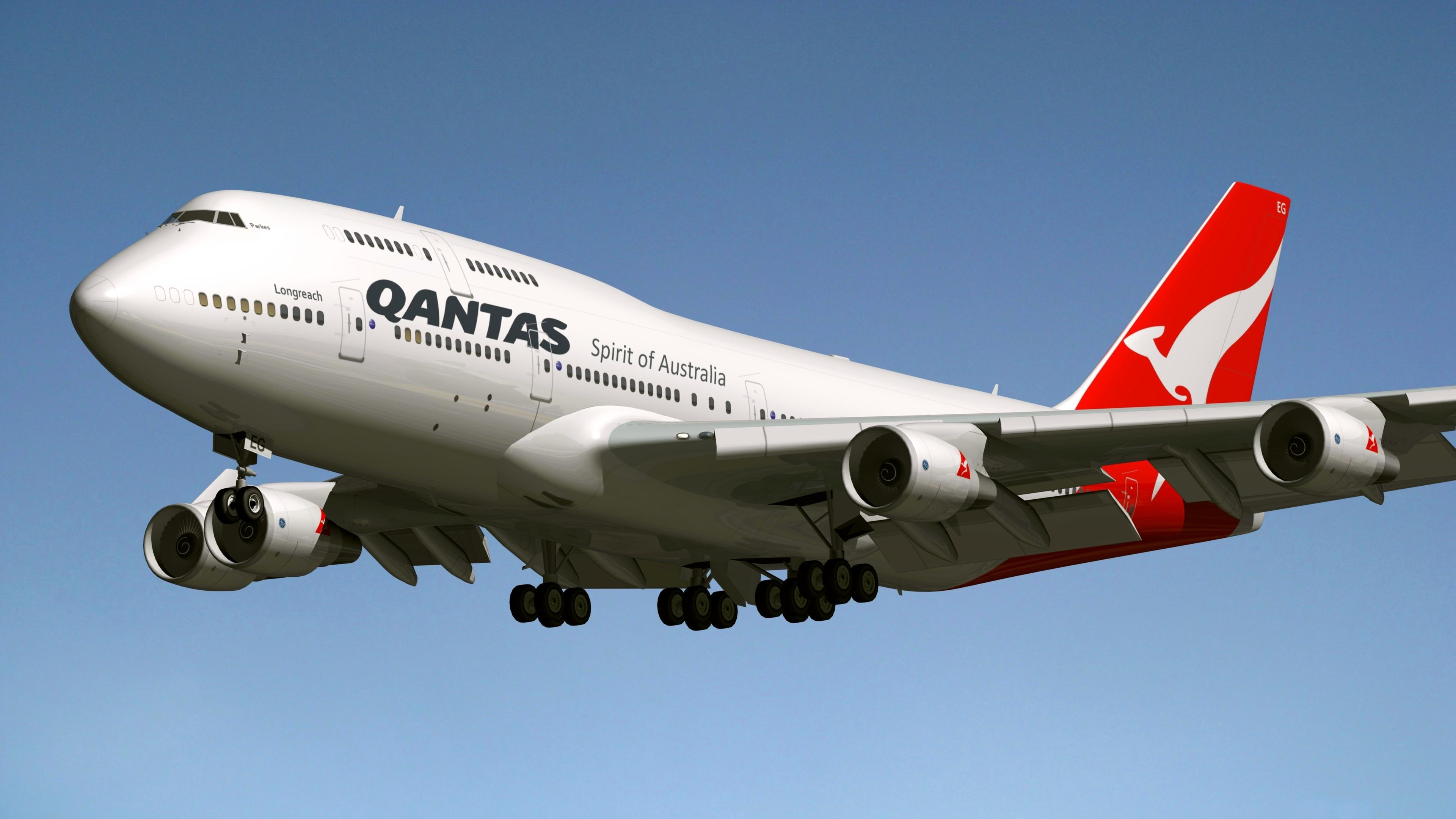 Qantas Logo  Design History and Evolution