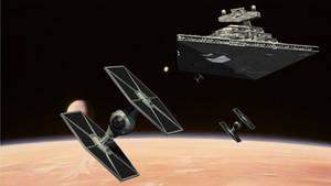 Over Tatooine