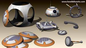Secrets of BB-8