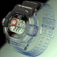 Casio GW9200 by Emigepa