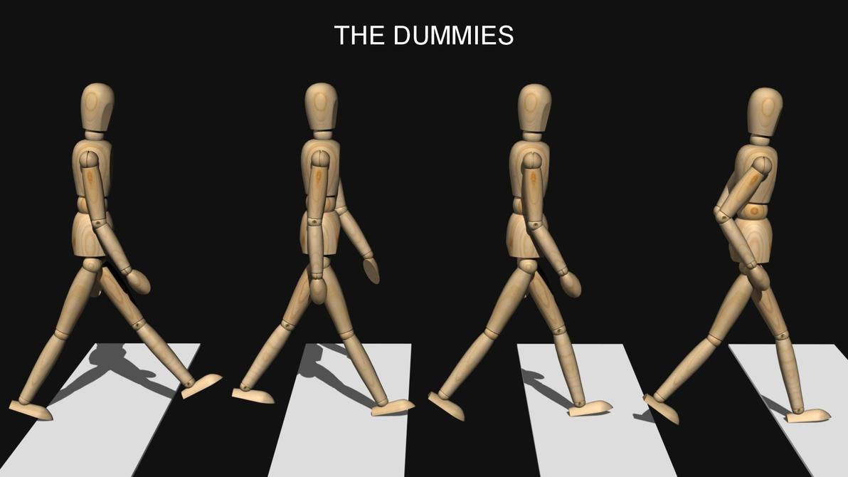 The Dummies by Emigepa