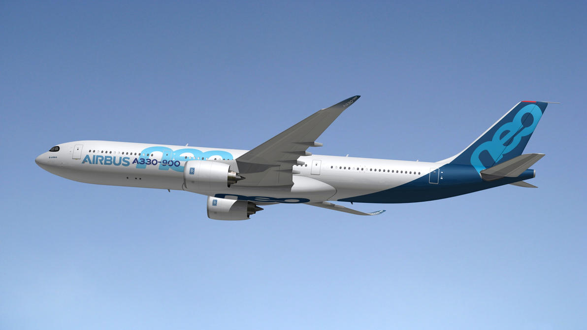 Airbus A330 Neo by Emigepa