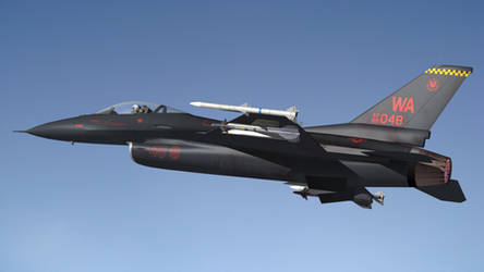 F16 Aggressor Squadron
