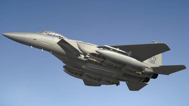 F15EX Eagle II