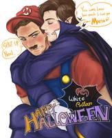 Happy Halloween by dazzlin1231