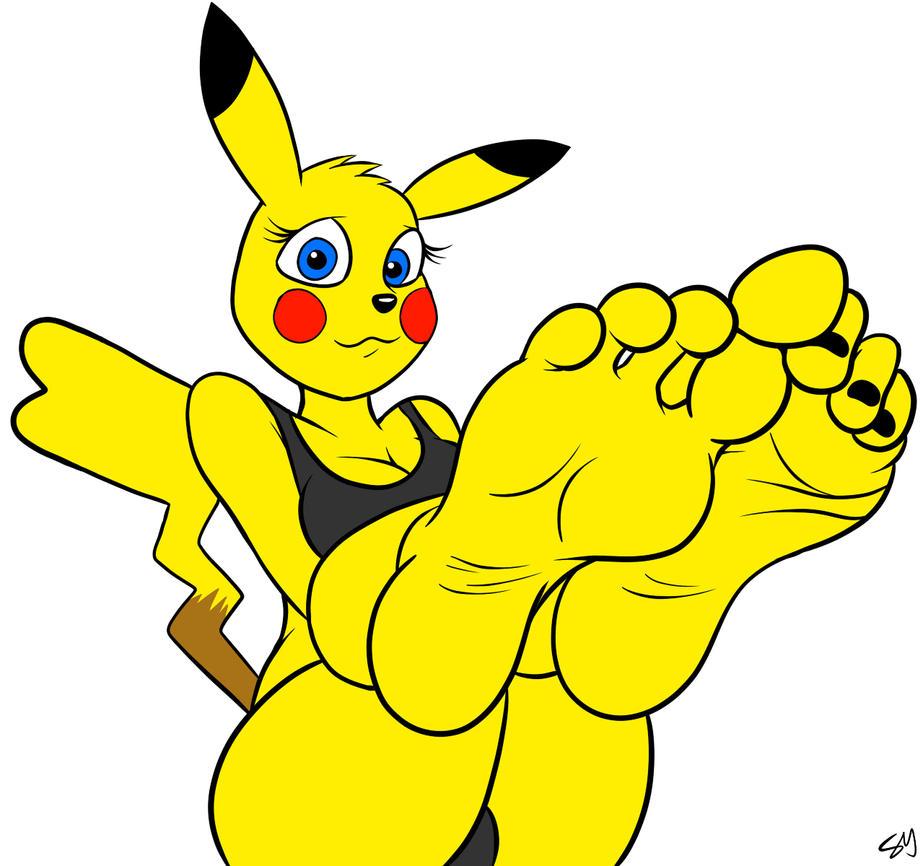pokemon porn foot fetish