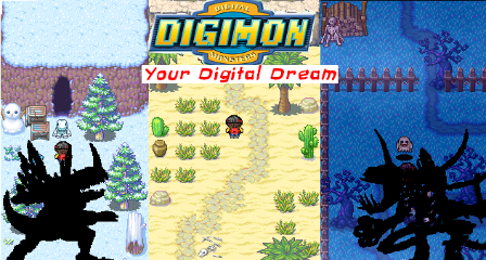 Released] Digimon Your Digital Dream[NEW VERSION 2 0