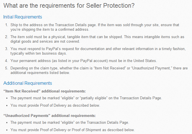 PP Seller protection 1 by MDizzle-Designs
