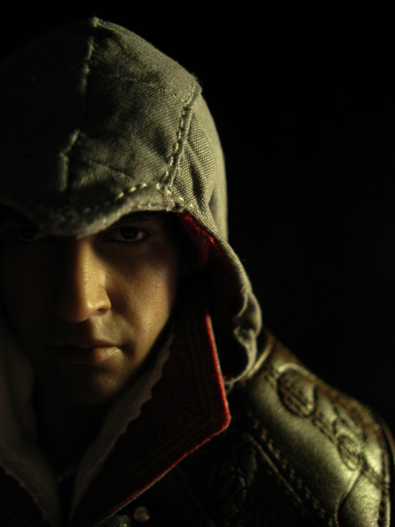 Ezio Auditore by linkthehylianhero