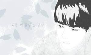 [FAN ART] BTS - V (KIM TAEHYUNG)