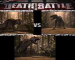 Death Battle: T-Rex vs Nanotyrannus