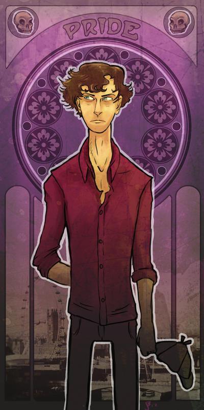 Sherlock - Pride by kahahuna