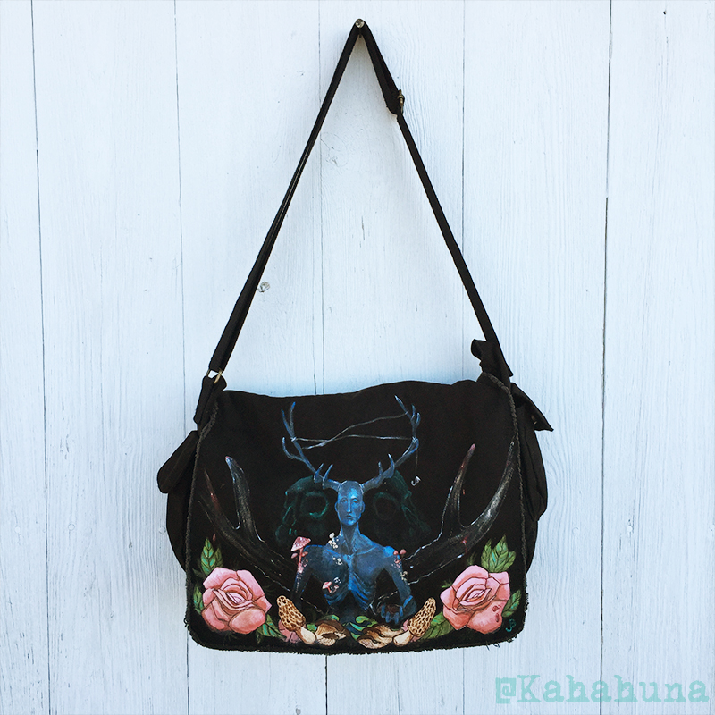 Wendigo Bag by kahahuna