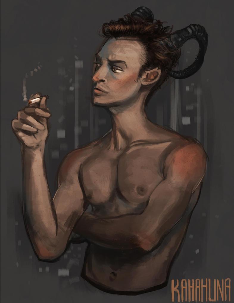Bad Habit by kahahuna