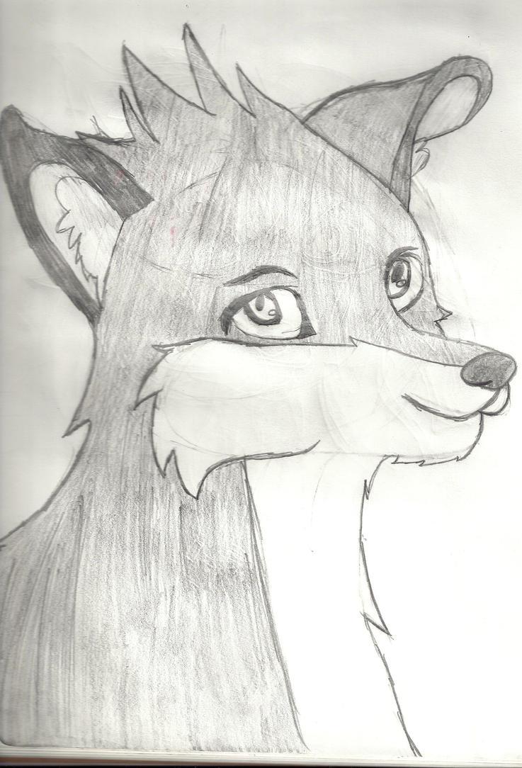 Cute fox by CupcakeArt98