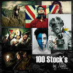 100 HQ Stock's by niko
