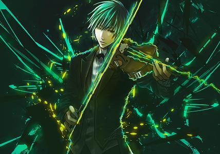 Violin Signature by Nicole99