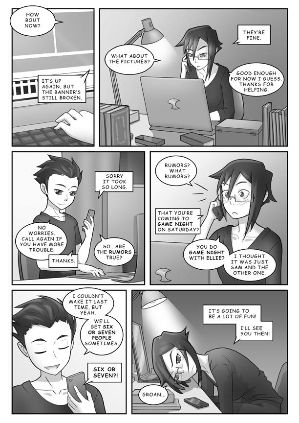 Workweek Page 6... by StereoscopeComics