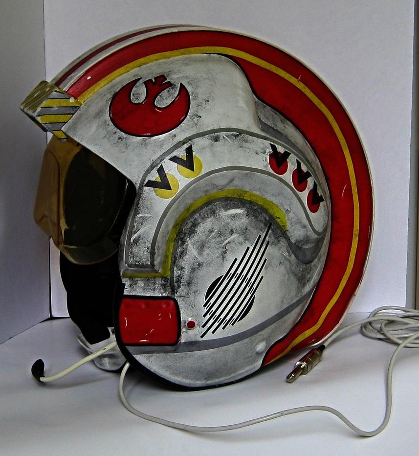 Luke Skywalker Helmet by ProperRocket