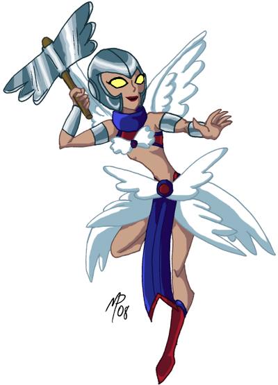 Angel From Teen Titan Sexy