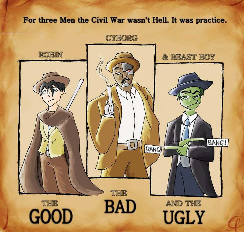 the good the bad and the ugly free