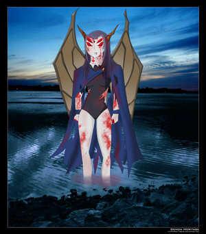 Demon Heritage :. by Crazy1 by teentitans on DeviantArt