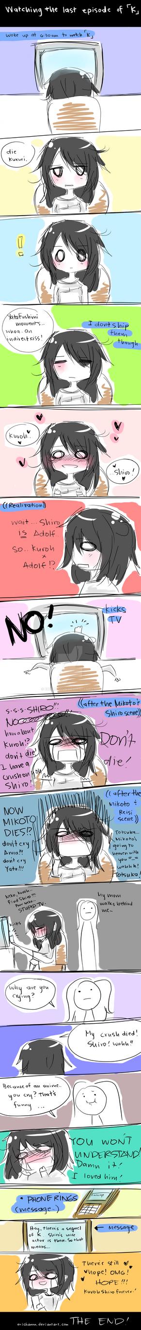 K: Last episode by erichankun