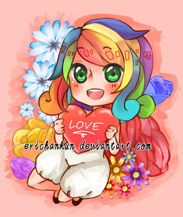 [oc-prism] HAPPY VALENTINES DAY HUMANS! by erichankun