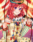 [CIRCUS] Maki Nishikino