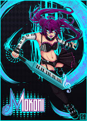 Musical Mokoni by JustinianKnight