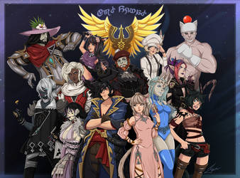 Bird Squad: Heavensward by JustinianKnight