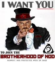 Uncle Kane Nod Poster by RaidenRaidenRaiden