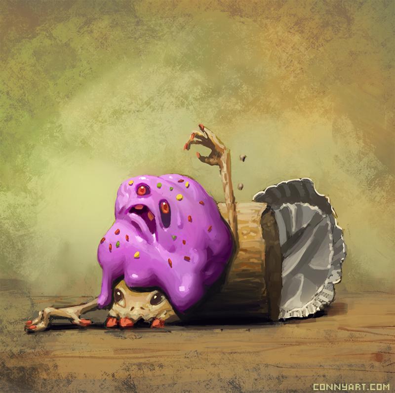 Cupcake by ConnyNordlund