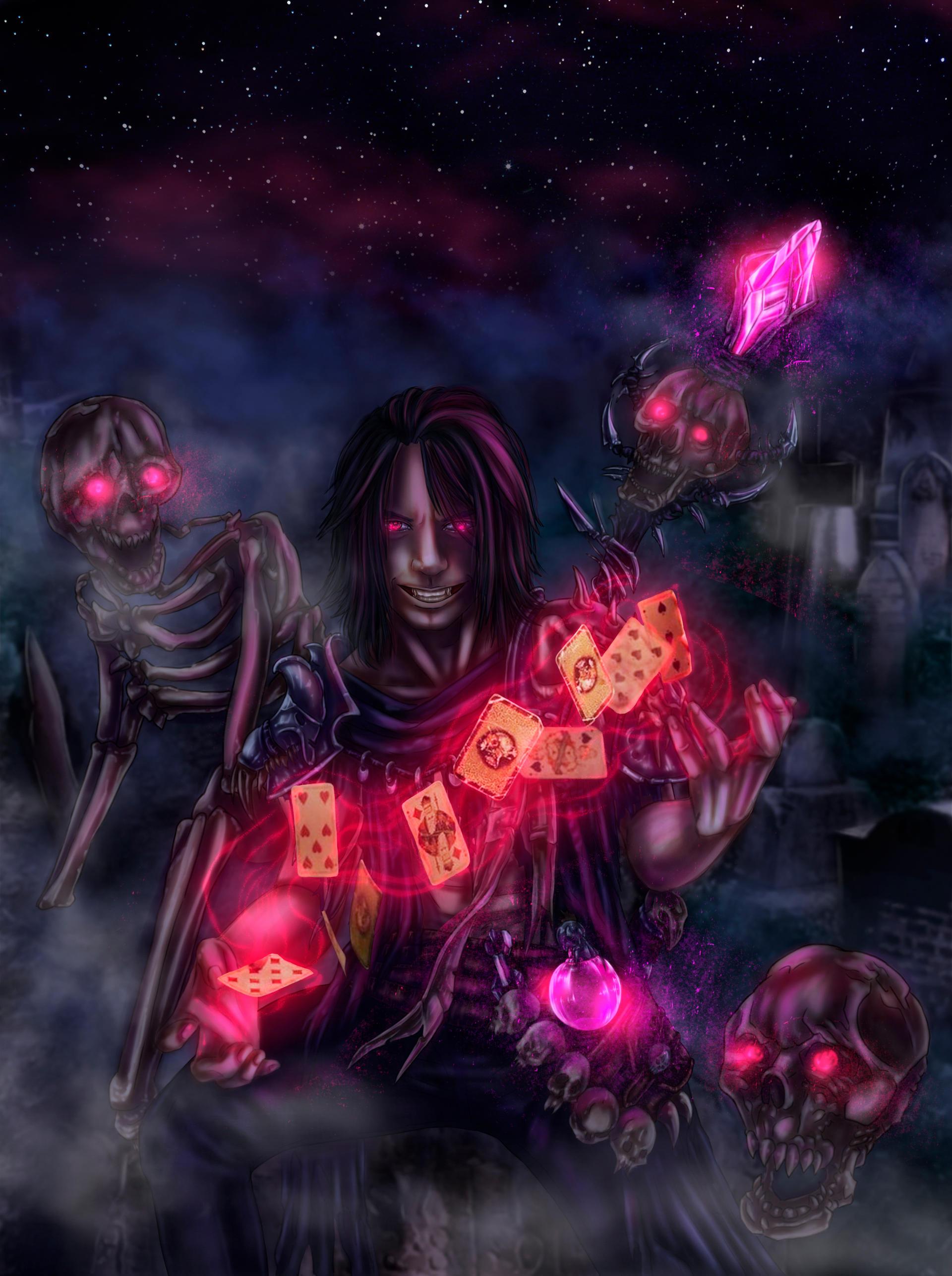 Gambling Necromancer