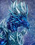 Snow Dragon Armored