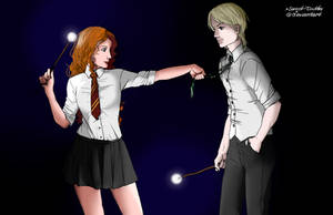 Rose and Scorpius: Midnight Sessions by xSweet-Toothx
