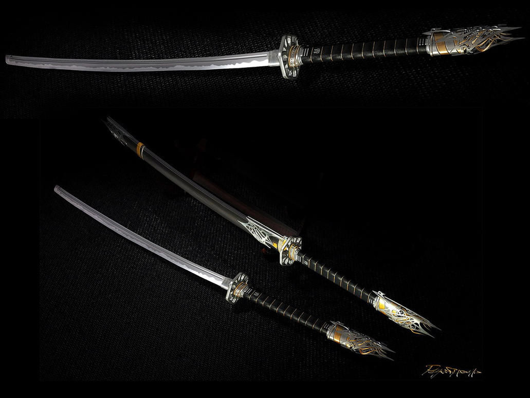 The Good One? Katanas_of_boredom_by_Intactus