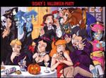 Disneys Halloween Party