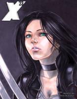 X-23 by Abbadon82