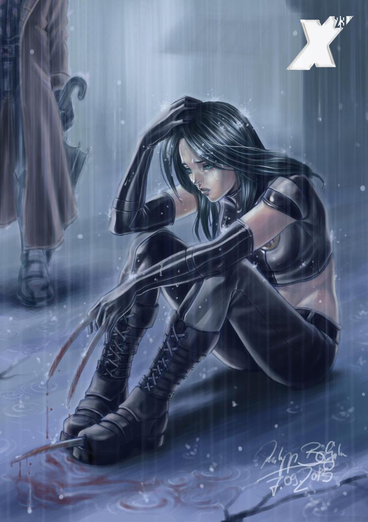 Blood, Tears and Rain by Abbadon82