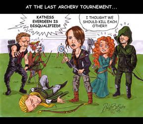 The Tribute of Legolas by Abbadon82