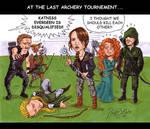 The Tribute of Legolas