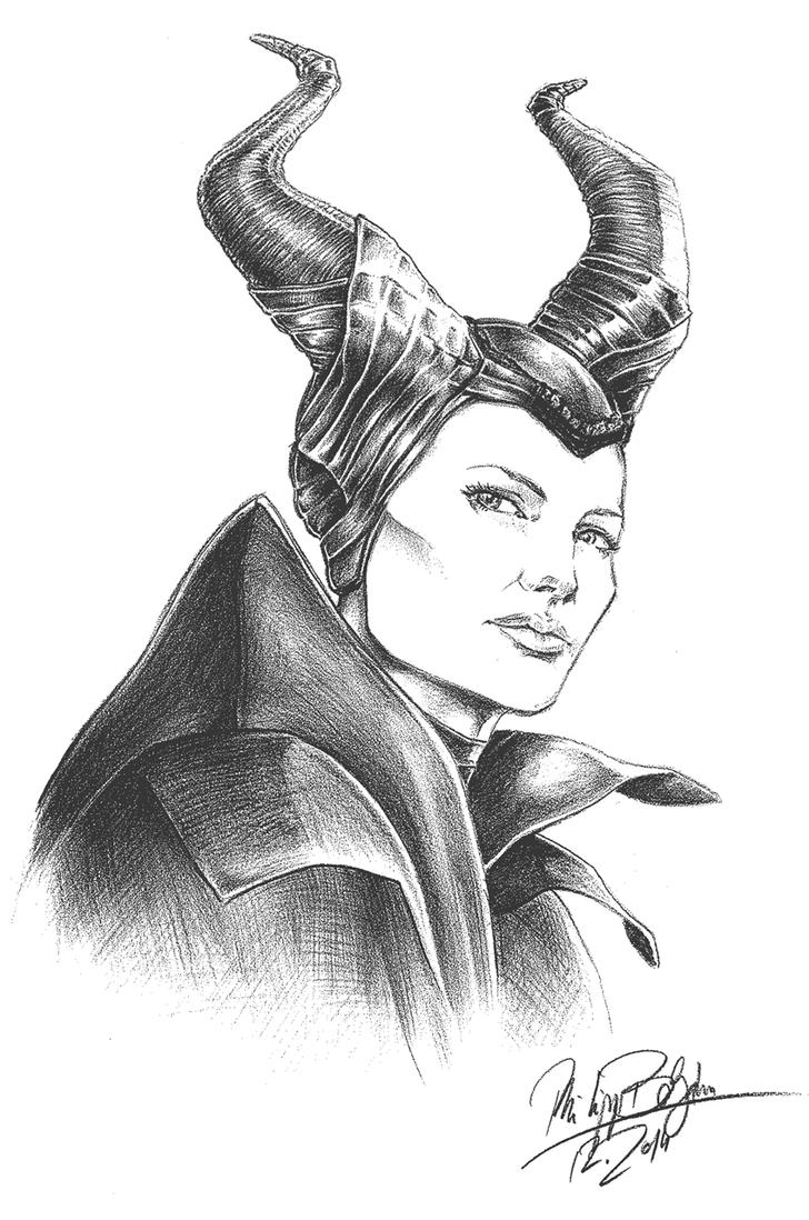Maleficent by Abbadon82