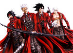 Invincible Red Force