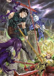 Legends of Ireland vs the King of Uruk